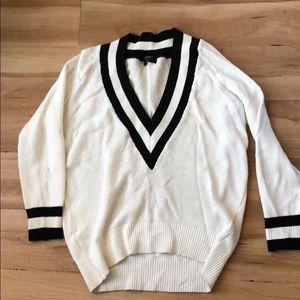 Deep V Nasty Gal Sweater